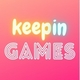Thumb keep in games